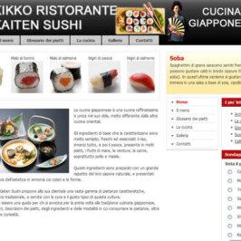 """Ristorante giapponese """"Kikko Sushi"""""""