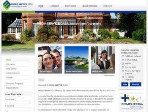 Sito Internet Media Service Casa