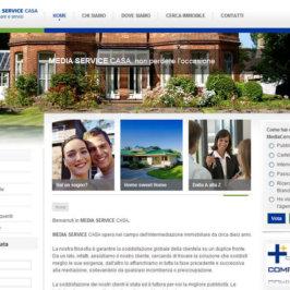 """Agenzia immobiliare """"Media Service Casa"""""""