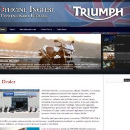 Officine Inglesi Concessionario Triumph