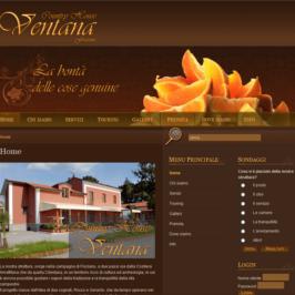 "Agriturismo ""Country House Ventana"""