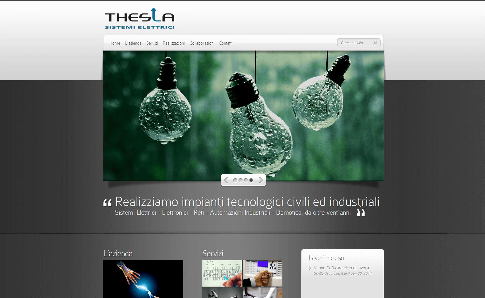 Thesla - Impianti Elettrici