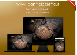 Realizzazione sito Internet Salerno