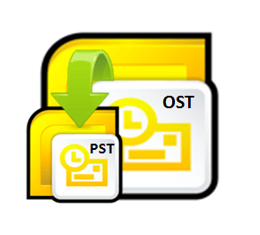 Convertire file ost in pst