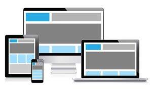 Sito web responsive esempio