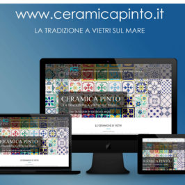Creazione siti web – Ceramica Pinto: