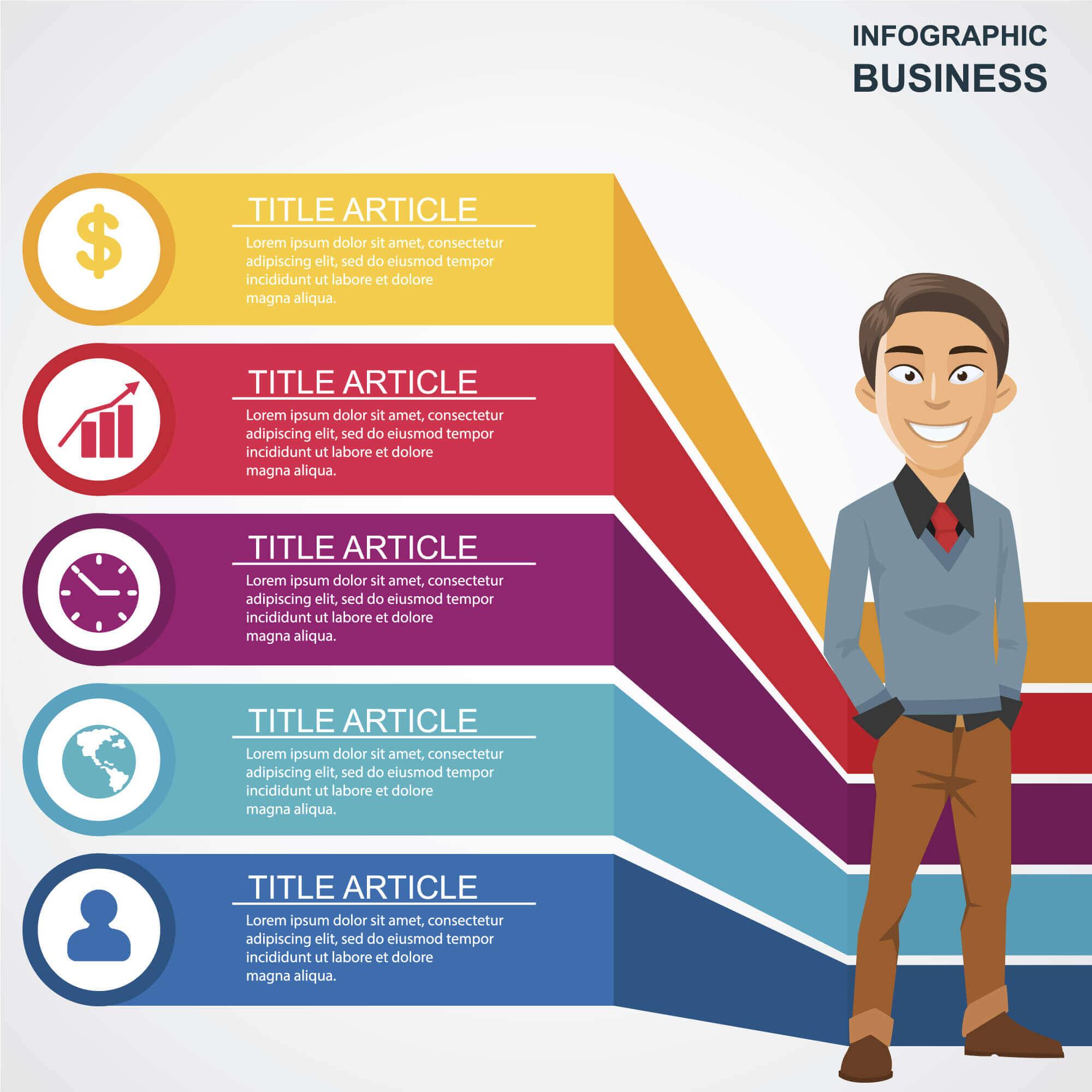 Elementi per creare una Infografica