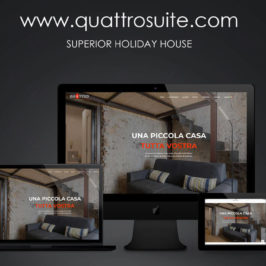 Soluzione Web B&B – Quattro Suite Salerno