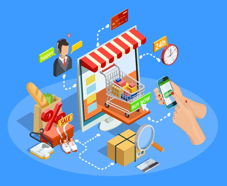 Shopping E-commerce