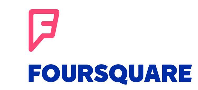 Logo di Foursquare